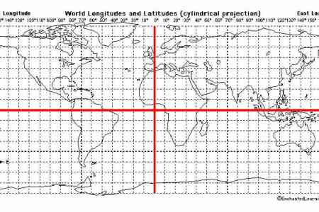 Map that shows latitude and longitude world 932a22e1b3303f1246a08f20f8068599 map of caa with longitude and laude 3 sciox Choice Image