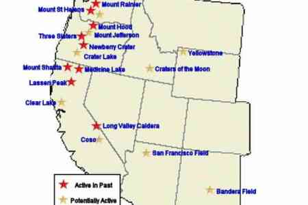 map of volcanoes in the united states 2