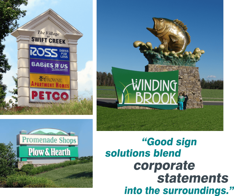 October 2014- Branding- Our Approach to Selling Signs Part 3 photo group 1