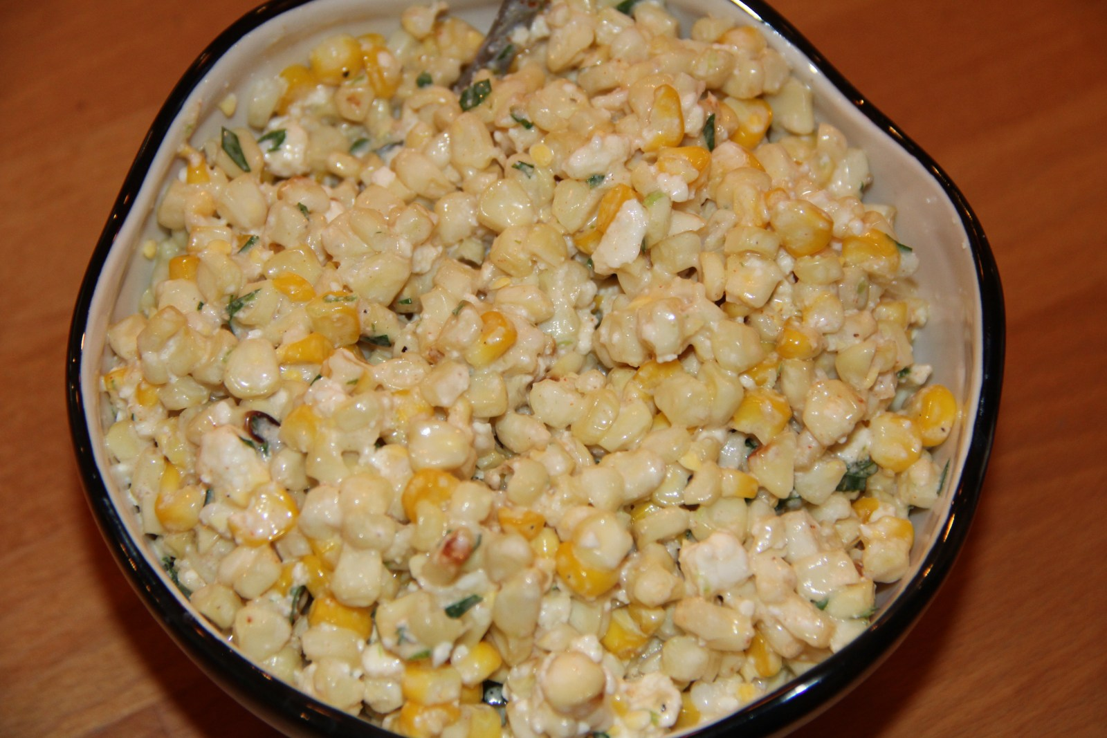 Mexican Corn Salad | Hollie's Hobbies