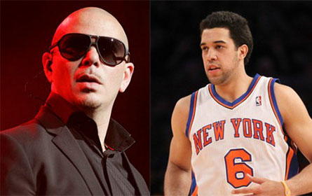 Sing Your Face Off, Landry Fields, Pitbull