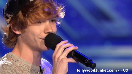 Chase Goehring X Factor Four Chair Challenge