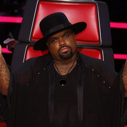 The Voice, CeeLo as Zorro