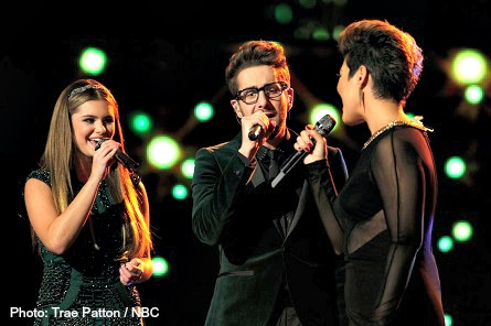 The Voice final 3 season 5