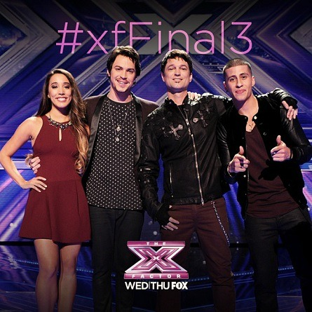 The X Factor USA Final 3 Season 3