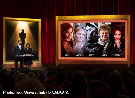 Oscar nominations - Best Actress