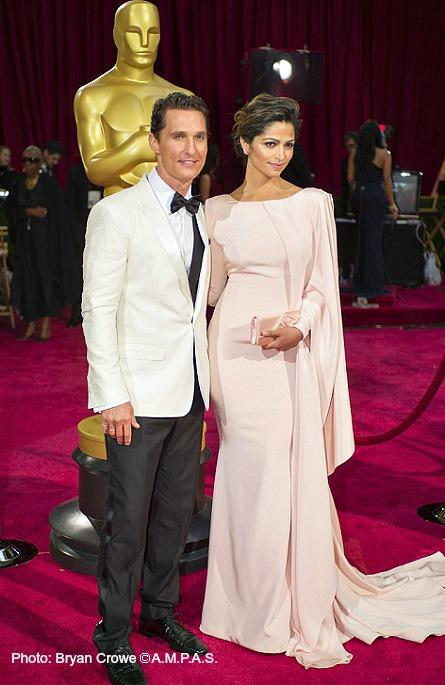 Matthew McConaughey, Oscars 2014