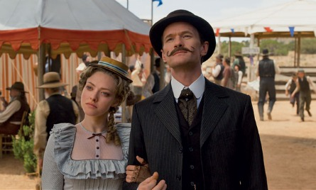 A Million Ways To Die In The West,  Amanda Seyfried, Neil Patrick Harris