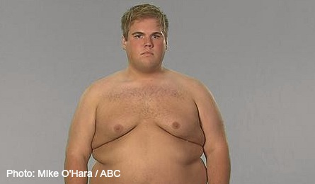 Extreme Weight Loss, Josh