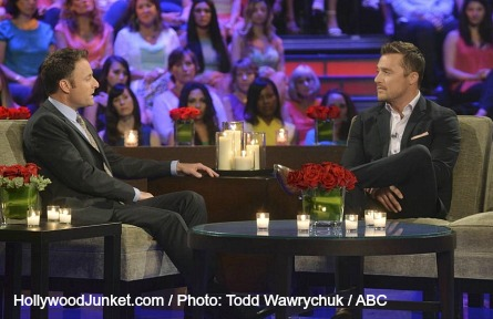 The Bachelorette, Men Tell All, Chris Soules