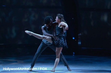 So You Think You Can Dance Top 18 - Jourdan, Marcquet