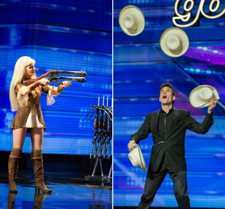 AGT season 10, Silvia Silvia, Paul Ponce