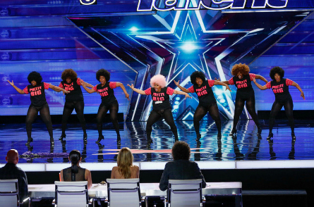 AGT season 10, Pretty Big Movement