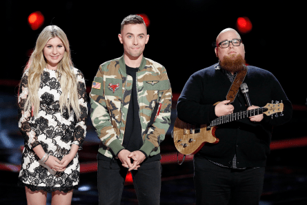 The Voice 12 Top 8 Results, Brennley Brown, Hunter Plake, Jesse Larson