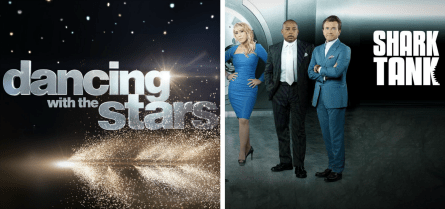 Celebrity Family Feud 3, Shark Tank vs. DWTS