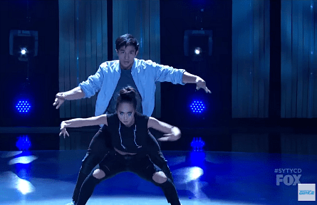 SYTYCD 14 Top 9, Koine and Marko
