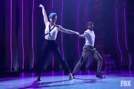SYTYCD 14 Top 8, Kaylee and Cyrus
