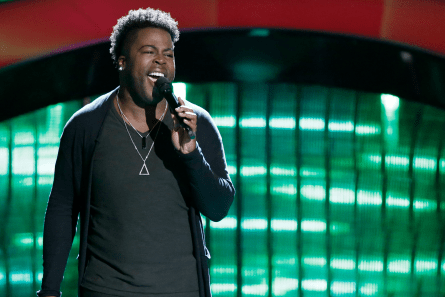 The Voice 13 Blind Auditions, Chris Weaver