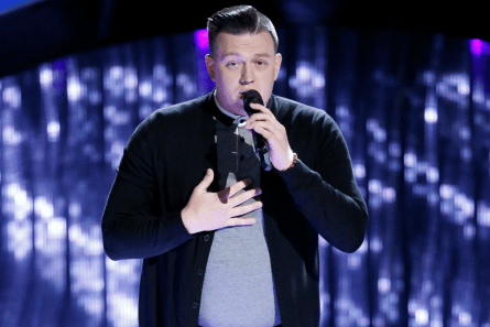 The Voice 13 Blind Auditions, Gary Carpentier