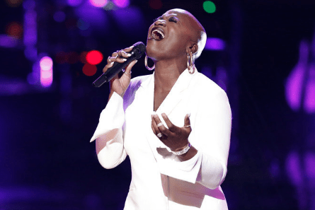 The Voice 13 Playoffs Janice Freeman, NBC