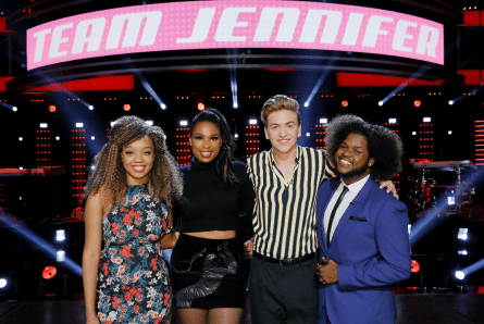 The Voice 13 Playoffs Team J Hud