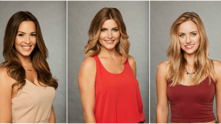 The Bachelor, Caroline, Chelsea, Kendall