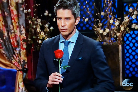 Bachelor 22 week 8 rose ceremony, Arie