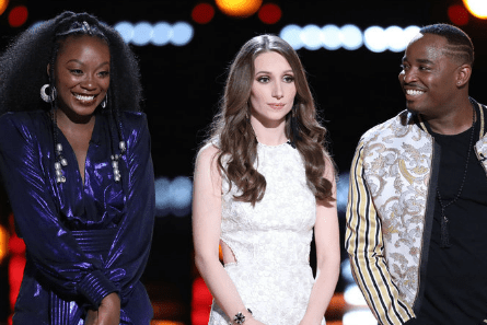 The Voice 14 Live Shows week 4, Bottom Three