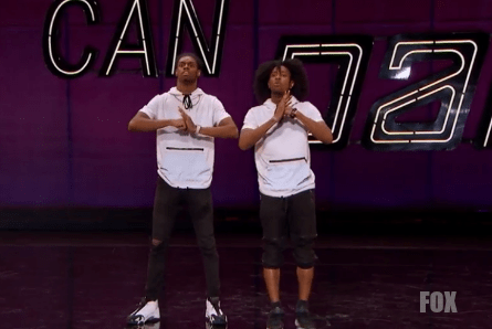 Sytycd season 15 Los Angeles auditions, Nathan, Courtland
