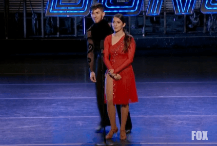 SYTYCD season 15 New York, Elan and Jordynn