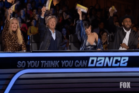 SYTYCD season 15 judges