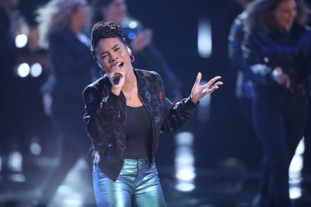 Pictured: Kennedy Holmes -- Photo by: Trae Patton/NBC