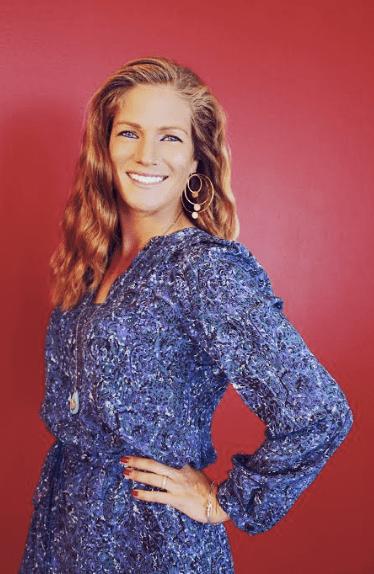 MyLücke founder Emily Webb