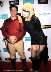 Founder and CEO of Hollywood Hotness Brian Sikoff and guest
