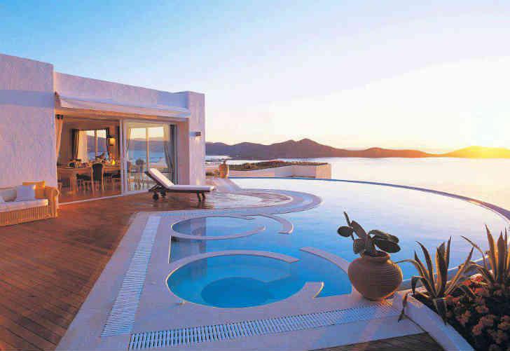 ギリシャ リゾートホテル 厳選