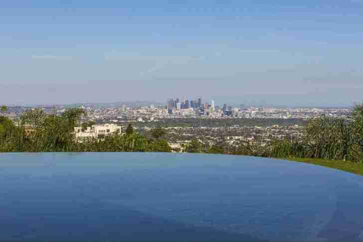 L.Aの超高級住宅地
