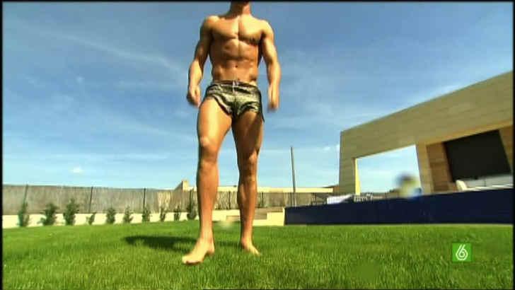 クリスティアーノ・ロナウド 筋肉、肉体