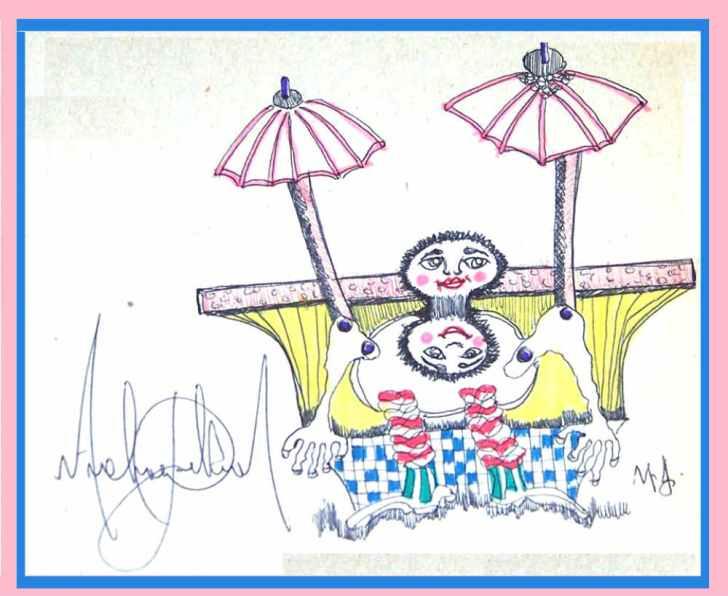 マイケル・ジャクソンが描いた絵画コレクションが販売へ