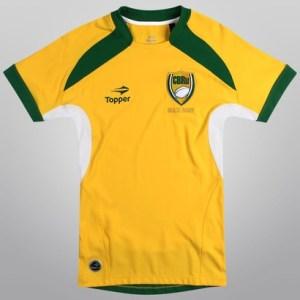 Camisa de Rugby do Brasil - CBRu