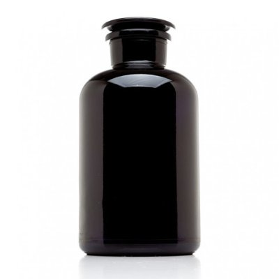 Miron Violet Glass Apothecary Jar 2L