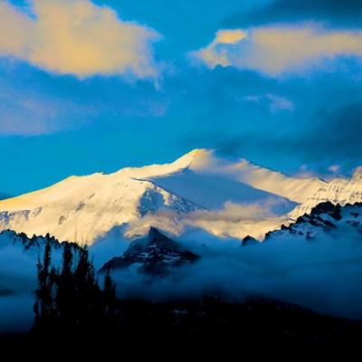 Himalayan Icing