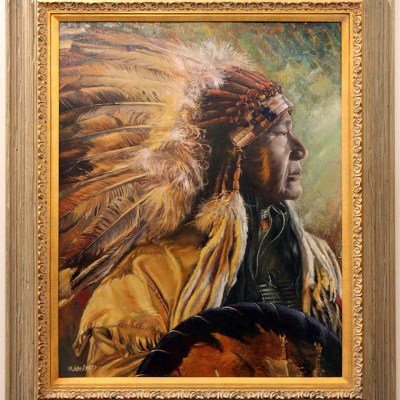 Lakota Chief (Lakota)