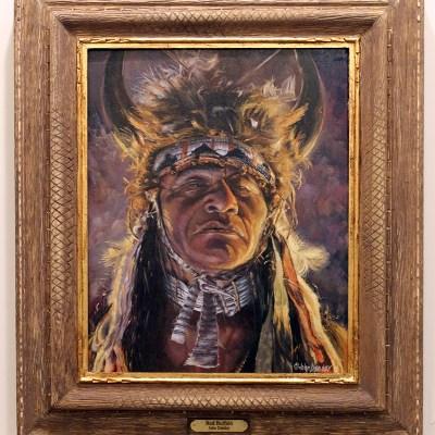 Red Buffalo (Lakota)