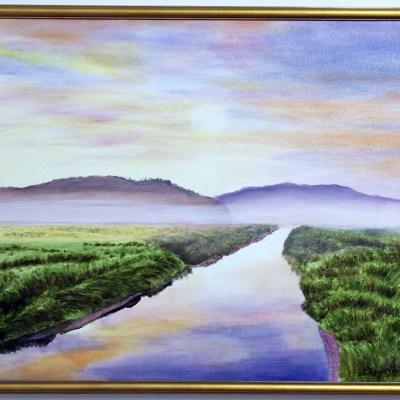 Lavendar Marsh