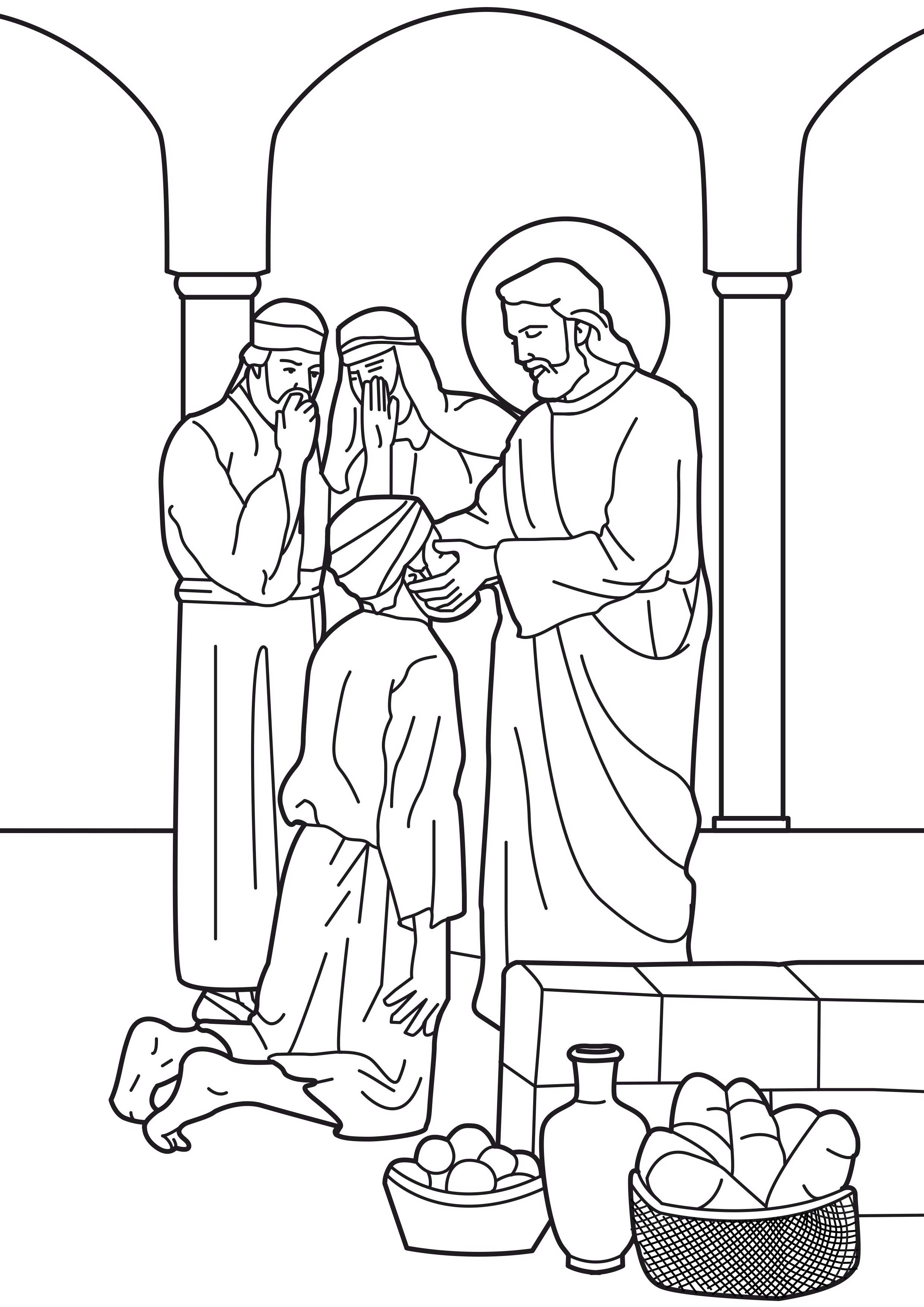 Holy Ghost Lds Coloring Pages The Holy Ghost Helps Me Coloring Page