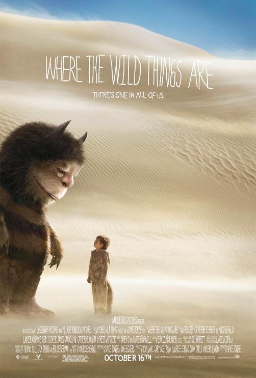 Poster do filme Onde Vivem os Monstros