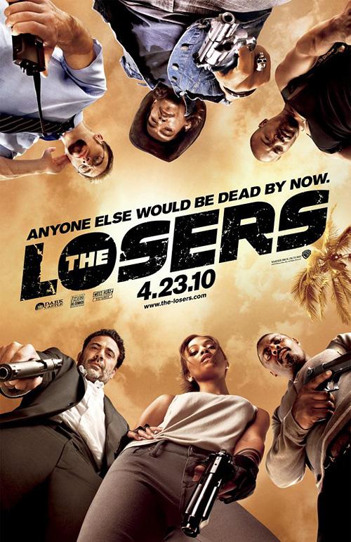 Poster do filme Os Perdedores