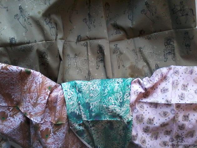 textile Holy Mane