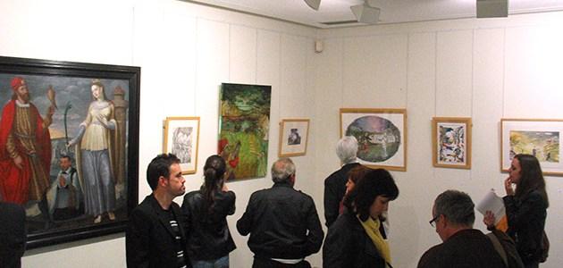 Exposition au Musée d'Art Ancien et Contemporain