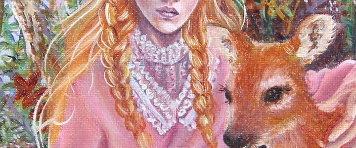 Peinture à l'huile – Kupala